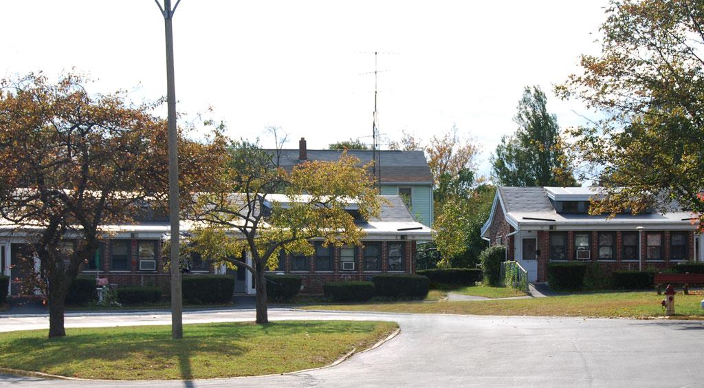Nichols Street Ext